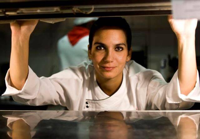 Nada de Lamare: a chef que está à frente do Gula Gula - agora, sobre rodas / Foto: divulgação