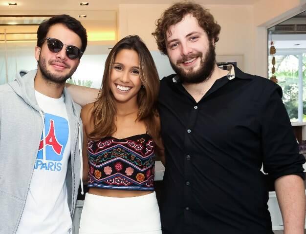 Renan Khoury, Antonia Ferraço e Daniel Chor_EU7A8124
