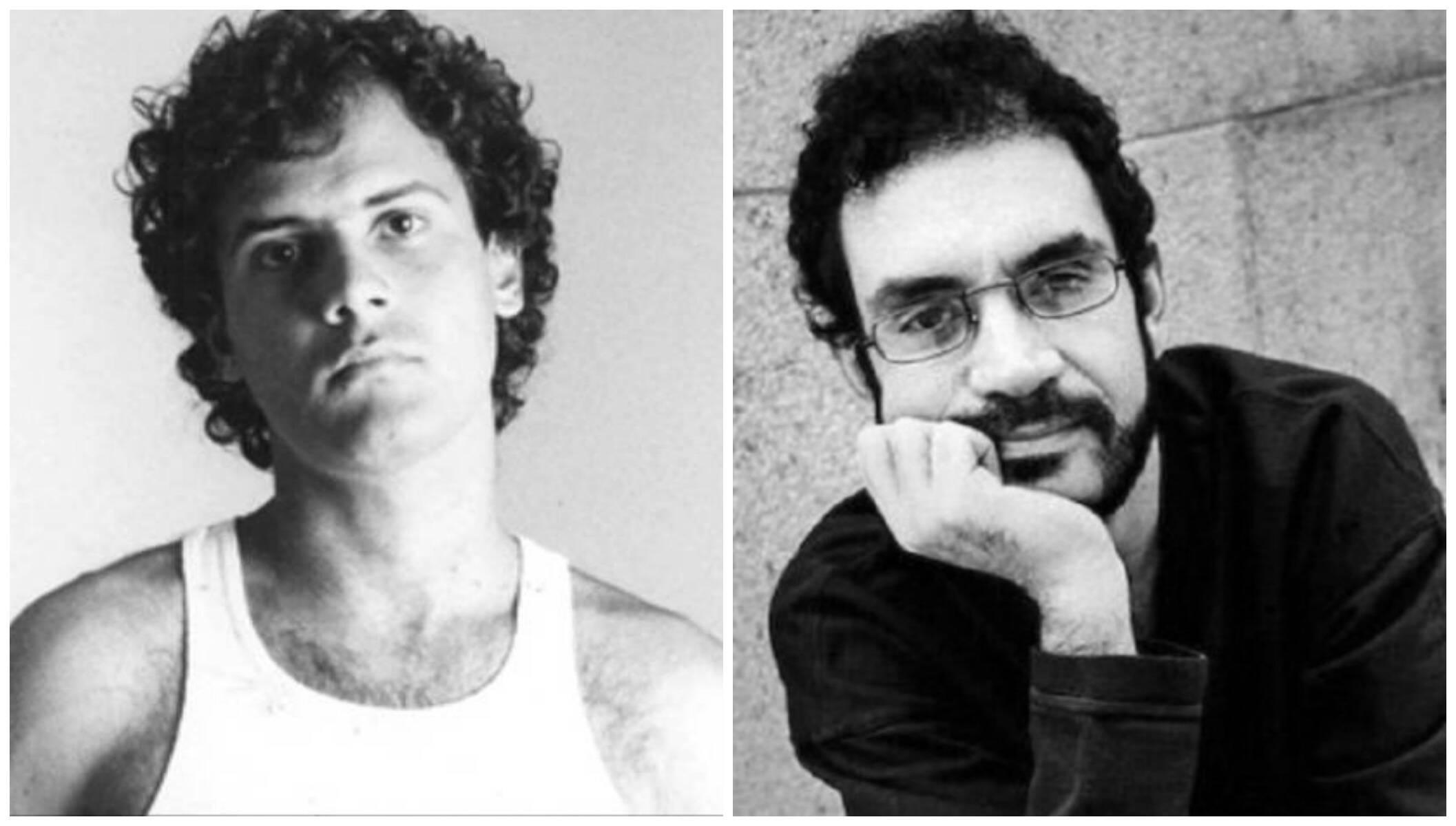 Cazuza e Renato Russo: público vai decidir quem foi o maior poeta da MPB / Foto: divulgação