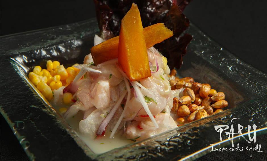 Ceviche clássico do restaurante Parú/ Foto: Divulgação do site