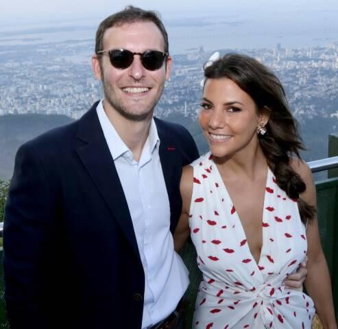 Nicole Tamborindeguy e Ricardo Manela: todos os hoteis arredor de Vassouras / Foto: Vera Donato