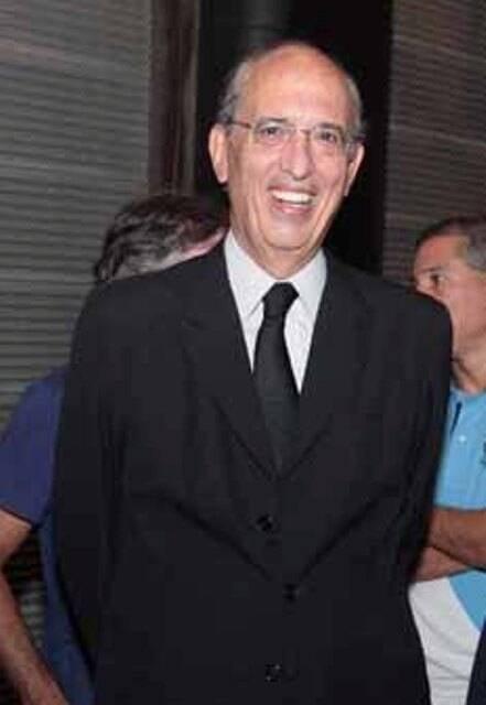 Luiz Alfredo Taunay: empresário foi eleito, na noite dessa quinta-feira (19/05), o novo presidente do Jockey Club Brasileiro / Foto: Marcelo Sá )arquivo Site Lu Lacerda)
