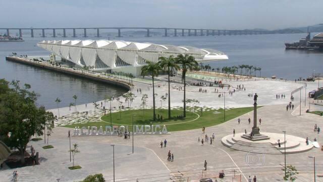 A nova praça Mauá vai ser o cenário para o encerramento do Rio Moda Rio, este sábado (18/06) / Foto: divulgação