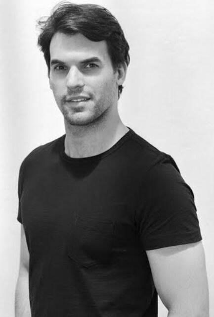 Murilo Lomas: arquiteto e decorador e, agora, também estilista. Peças à venda na Natalie Klein / Foto: divulgação