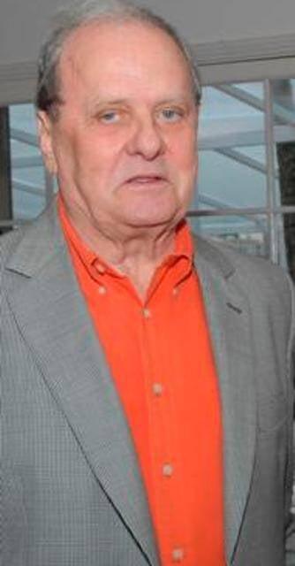 Carlos Perico: o dono do restaurante Antiquarius morreu neste sábado (25/06), no Samaritano / Foto: Marco Rodrigues (arquivo Site Lu Lacerda)
