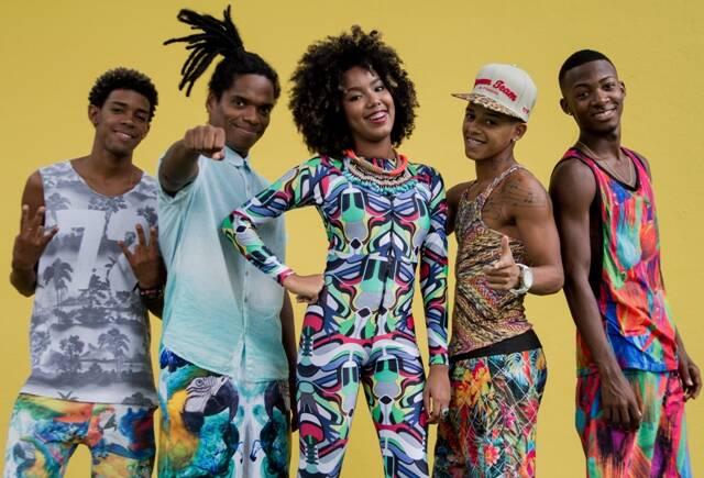 """O Dream Team do Passinho: grupo vai ser a atração da festa de abertura do """"Rio Moda Discute Internacional"""" / Foto: reprodução da internet"""