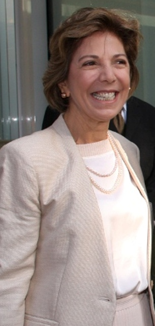 Maria Lucia Jardim: primeira-dama participa de jantar beneficente - renda vai para o RioSolidario / Foto: arquivo Site Lu Lacerda