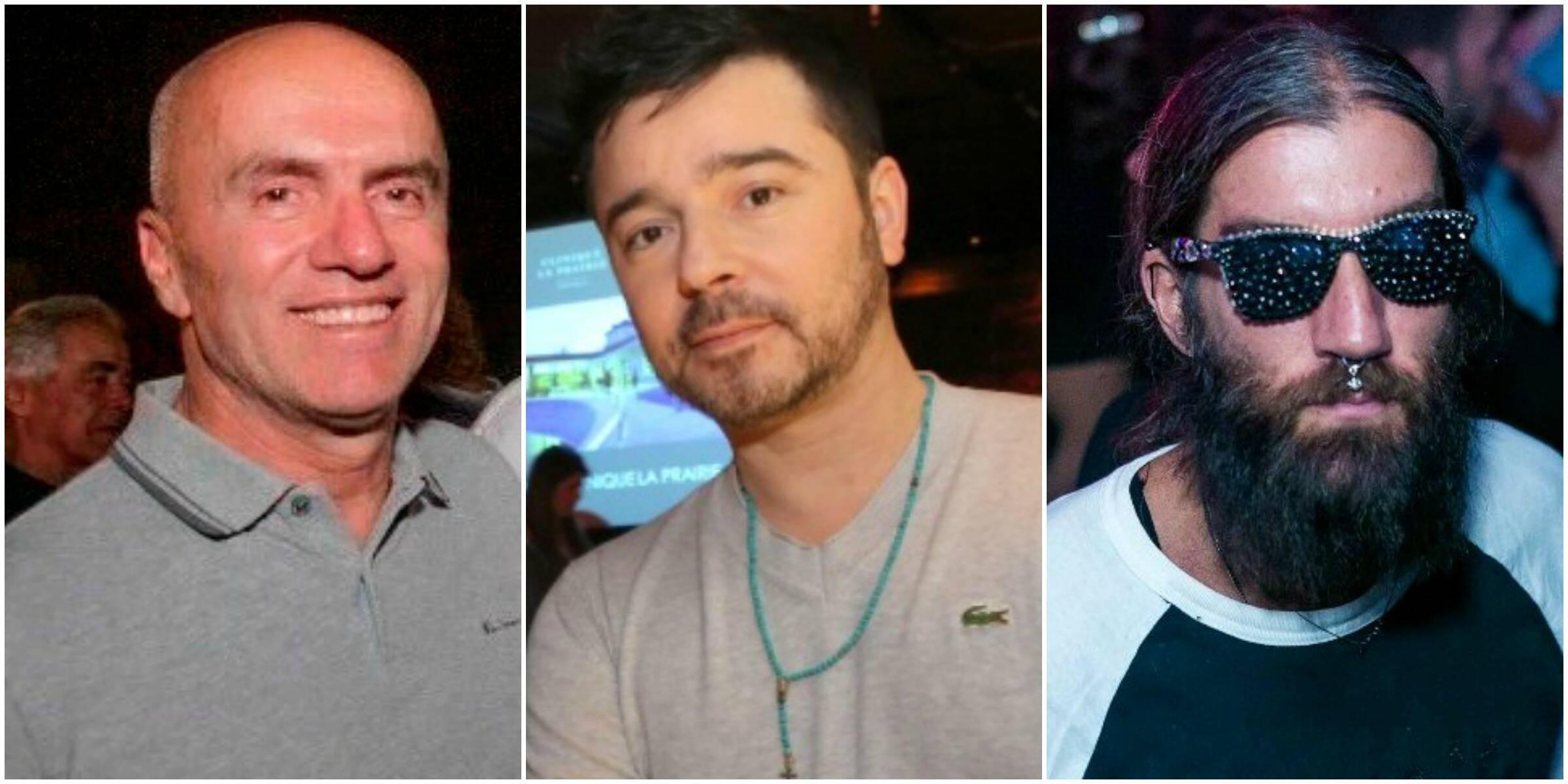 Gringo Cardia, Carlos Tufvesson e Felipe Veloso: trio trabalhando para que a moda carioca tenha um grande evento / Fotos: acervo do site