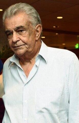 Tony Mayrink Veiga: o empresário morreu na tarde desta terça-feira (28/06), no Hospital Silvestre / Foto: Cristina Granato (arquivo Site Lu Lacerda)