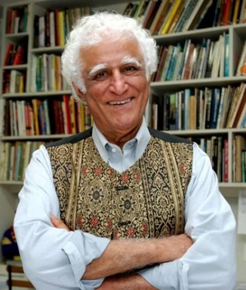 O cartunista Ziraldo faz, em outubro, 84 anos, mesmo tempo de existência do GP Brasil / Foto IG