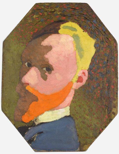 25. Vuillard_Autoportrait