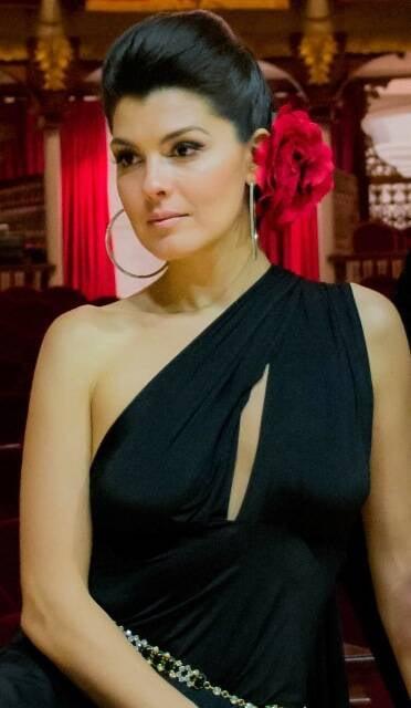 Angelica de la Riva: soprano premiada por interpretar Carlos Gomes canta repertório do autor na Sala Cecília Meireles, sábado / Foto: divulgação