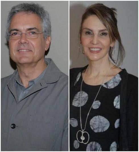 Lauro Cavalcanti e Toia Lemann: vida bem longe do tédio / Fotos: arquivo Site Lu Lacerda
