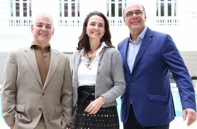 Mauricio Nóbrega, Andréa Natal e Arnaldo Danemberg (1)