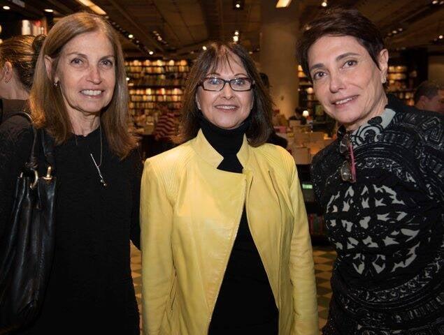 Valéria Guimarães, Ana Lucia Lins e Silva e Silvana Bianchi