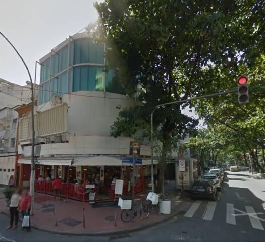 Nova redação da caras no Rio: na esquina da Barão da Torre com Joana Angélica / Foto: Google Maps