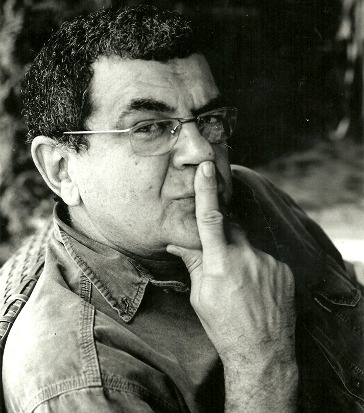 Ivald Granato: o artista plástico sempre foi conhecido pela sua irreverência / Foto: divulgação