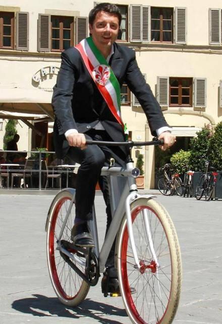Matteo Renzi, o primeiro-ministro mais jovem que a Itália já teve / Foto: reprodução da internet