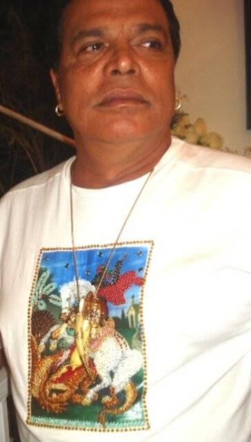 Augusto César: o adeus do famosa pai de santo baiano. Morreu nesse sábado (06/08) / Foto: arquivo Site Lu Lacerda