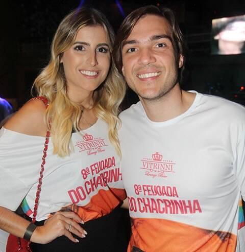 Dandynha Barbosa e Victor Smeral