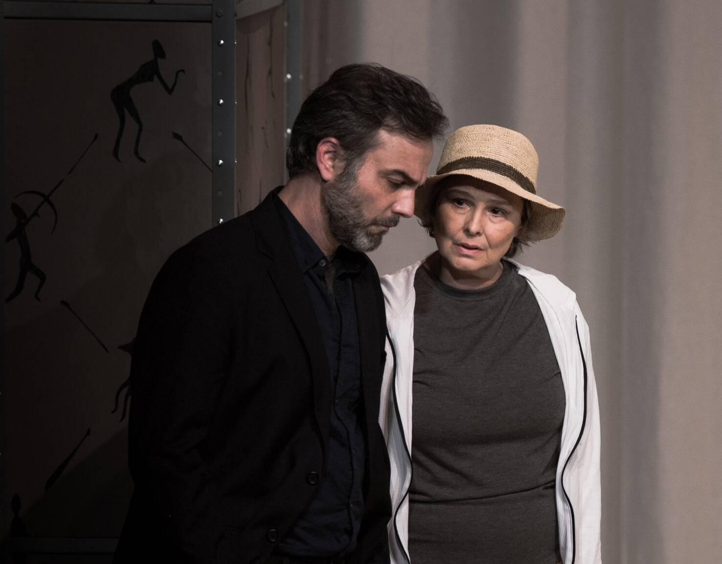 Marcelo e Louise - memoria - Foto Ricardo Brajterman