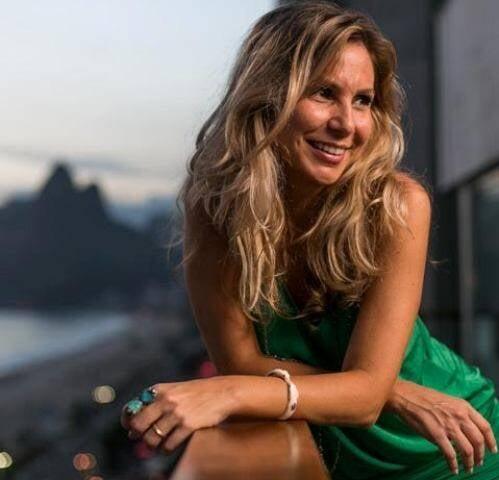 Maria Rita Magalhães Pinto: a empresária carioca é dona da marca Ateen / Foto: divulgação