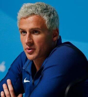 Ryan Lochte: o nadador americano vai mesmo perder os patrocínios? / Foto: IG