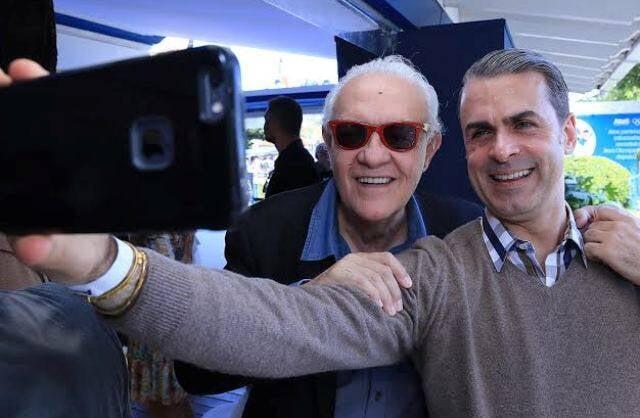 Ney Latorraca e Fernando