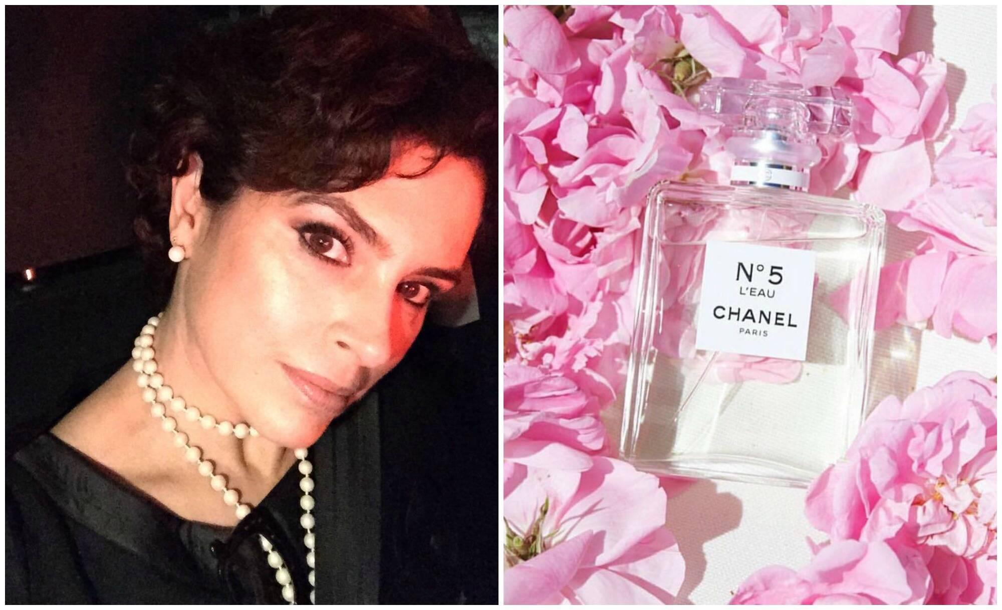 A Beauty Advisor Luciana Domingues