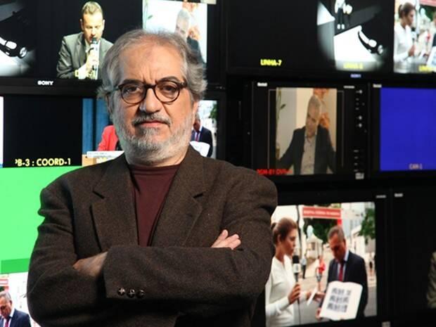 Geneton Moraes Neto: o jornalista e escritor que morreu nessa segunda-feira (22/08), vai ser homenageado na próxima Fliporto / Foto: divulgação Globo