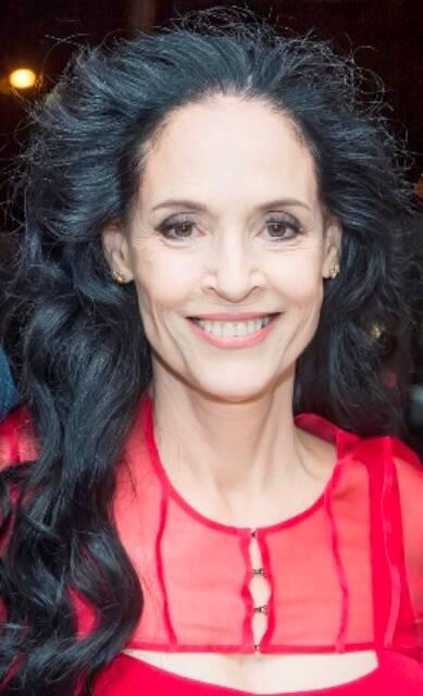 Sonia Braga: atriz esteve no topo da mídia durante o mês de agosto / Foto: Marcelo Prado (acervo site Lu Lacerda)