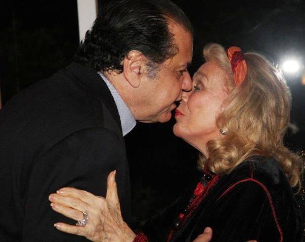 Catito Peres e Lourdes Catão (2)