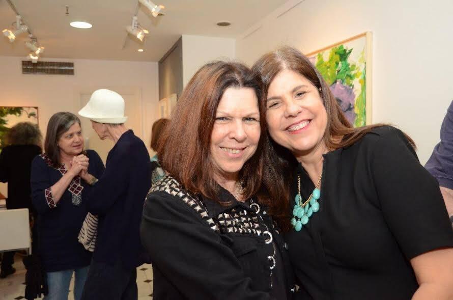 Vanda Klabin e Patricia Costa