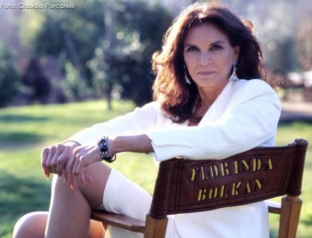 Florinda Bolkan: atriz passou pelo Rio antes de ir para Fortaleza / Foto: