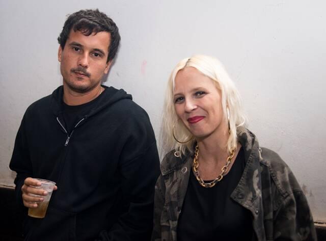 Carlos Bruce Batista e Nicole Nandes