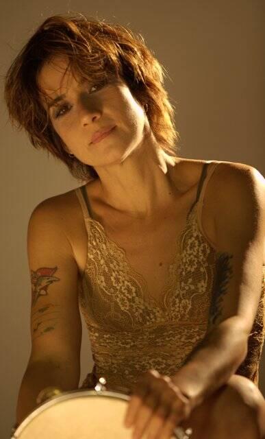 Lan Lahn: percussionista já tocou com quase todos os grandes artistas da MPB e fez turnê com Cindy Lauper / Foto: divulgação