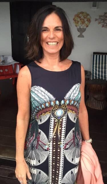Marcia Braga: uma das sócias da Roteiraria, escola de roteiristas que começa a funcionar na Dias Ferreira, no Leblon / Foto: divulgação