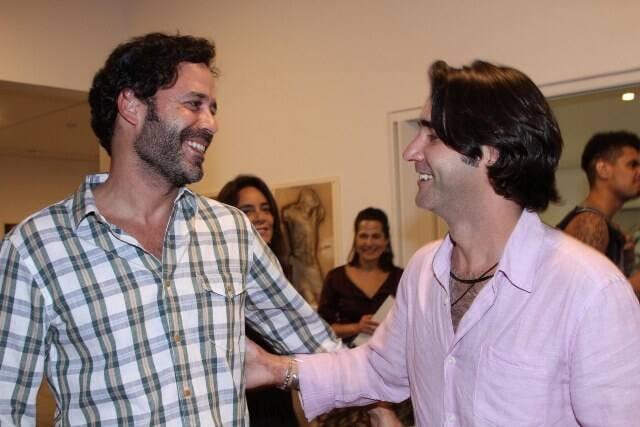 Lasar Segall Neto  e Thomas Baccaro_7095-268