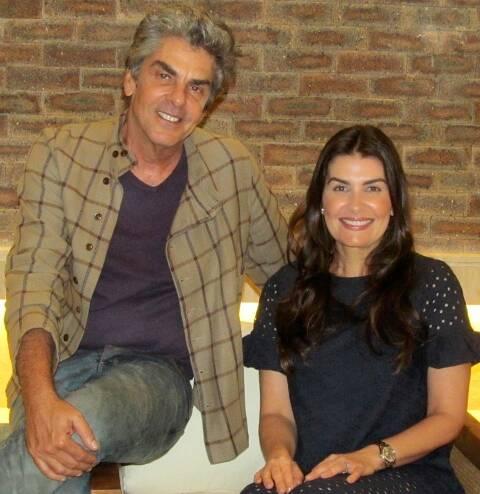 Manoel Thomaz Carneiro e Liliane Santiago: novos sócios na Barra / Foto: divulgalção