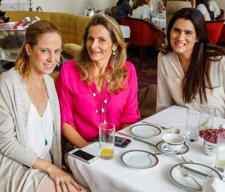 Manoela Gentil, Mariana de Almeida Magalhães, Ana Paula Leão Teixeira e Joanna Figueira de Mello Oakim.
