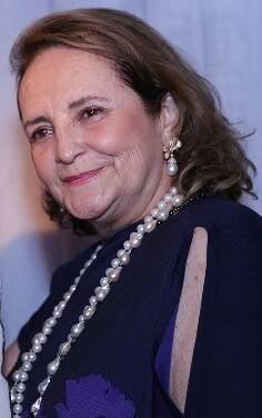 Lucinha Araújo: viúva de João Araújo desiste de livro sobre o marido / Foto: Murillo Tinoco (arquivo Site Lu Lacerda)