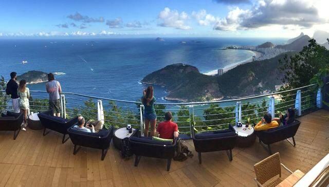 Bar vai tornar possível admirar mais um ângulo incrível da cidade carioca / Foto: divulgação