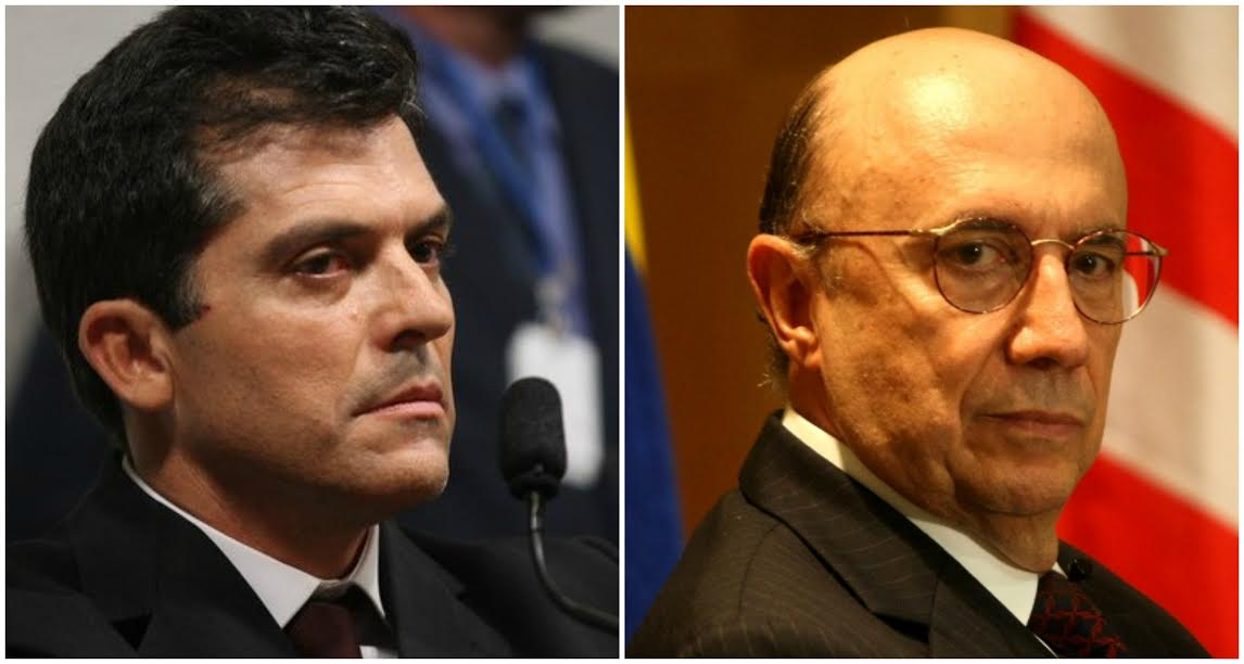Fernando Cavendish e Henrique Meirelles: o construtor já morou exatamente no apartamento que Henrique Meirelles tem no Rio / Fotos: IG