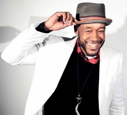 Vox Sambou, rapper haitiano que mora no Canadá: mistura de o jazz, afrobeat e reggae para balançar o Fest Jazz in Rio / Foto: divulgação