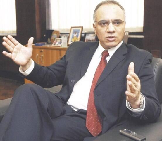 O secretário estadual de Segurança do Rio, Roberto Sá / Foto: Paulo Alvadia/ Agência O Dia