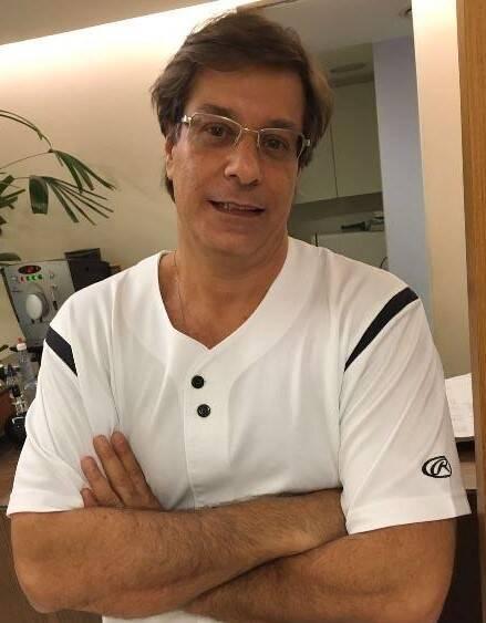 Renê Gerdes: o dentista que virou nosso personagem para representar o Natal