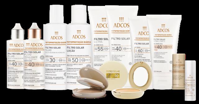 A ADCOS tem diversas opções para proteger sua pele no verão - que já chegou com tudo / Foto: divulgação