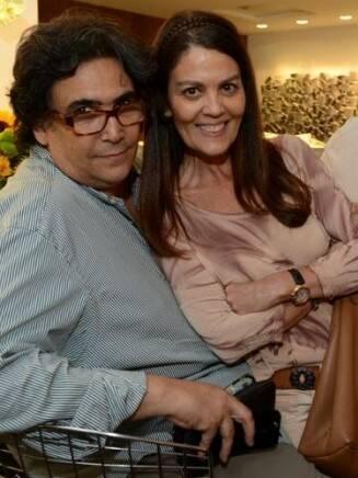 Antonio Neves da Rocha e Tininha Machado Coelho: depois de jantar com amigos, salvos de assalto por segurança de Procurador / Foto: arquivo Site Lu Lacerda
