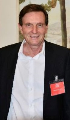 Marcelo Crivella: novo prefeito carioca - elogios ininterruptos. Hoje foi para o Renan / Foto: Paulo Jabur (arquivo Site Lu Lacerda)