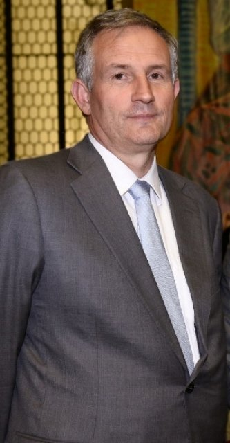 Laurent Bili, embaixador da França, virá ao Rio nesta quarta (07/12), para conhecer o enredo da Unidos de São Clemente / Foto: Paulo Jabur (acervo do site Lu Lacerda)